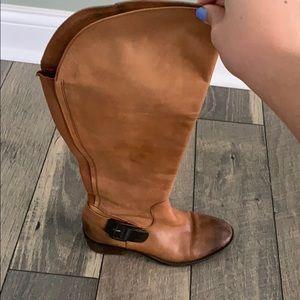 Gianni Bini size 7.5 Leather Boots